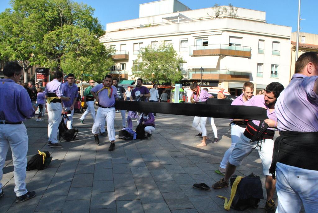 2019-05-11 SANT CUGAT - Diada Vigilia de Sant Ponç