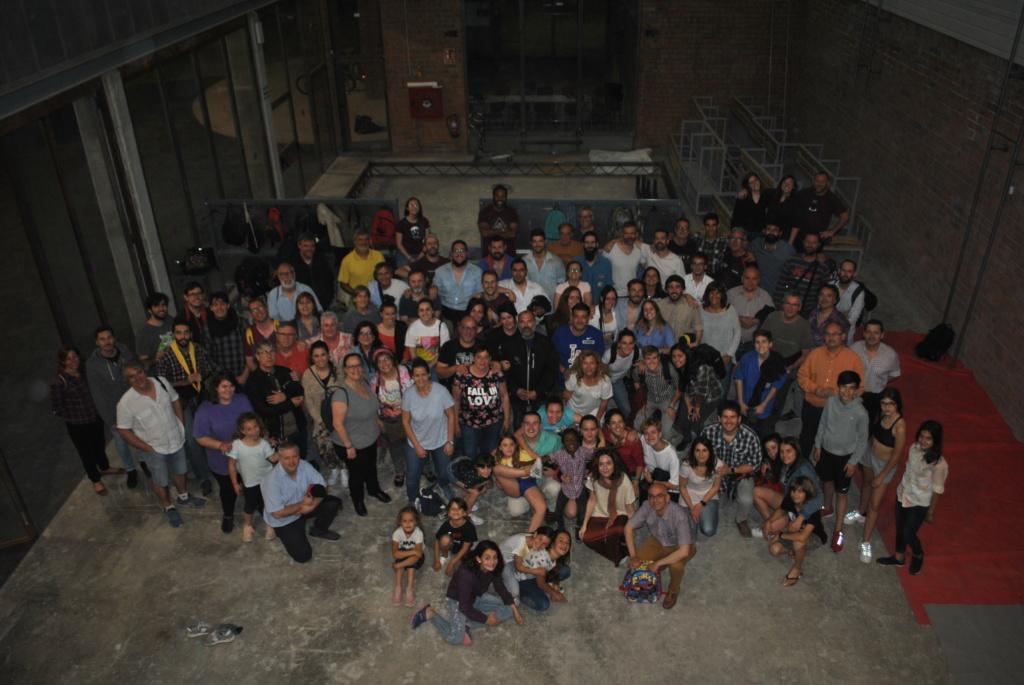 2019-06-05 CORNELLÀ - 1r Assaig a casa nostra