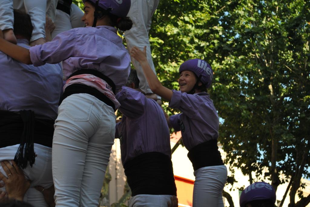 2019-06-29 EL PRAT - Diada 5è Aniversari dels Castellers del Prat