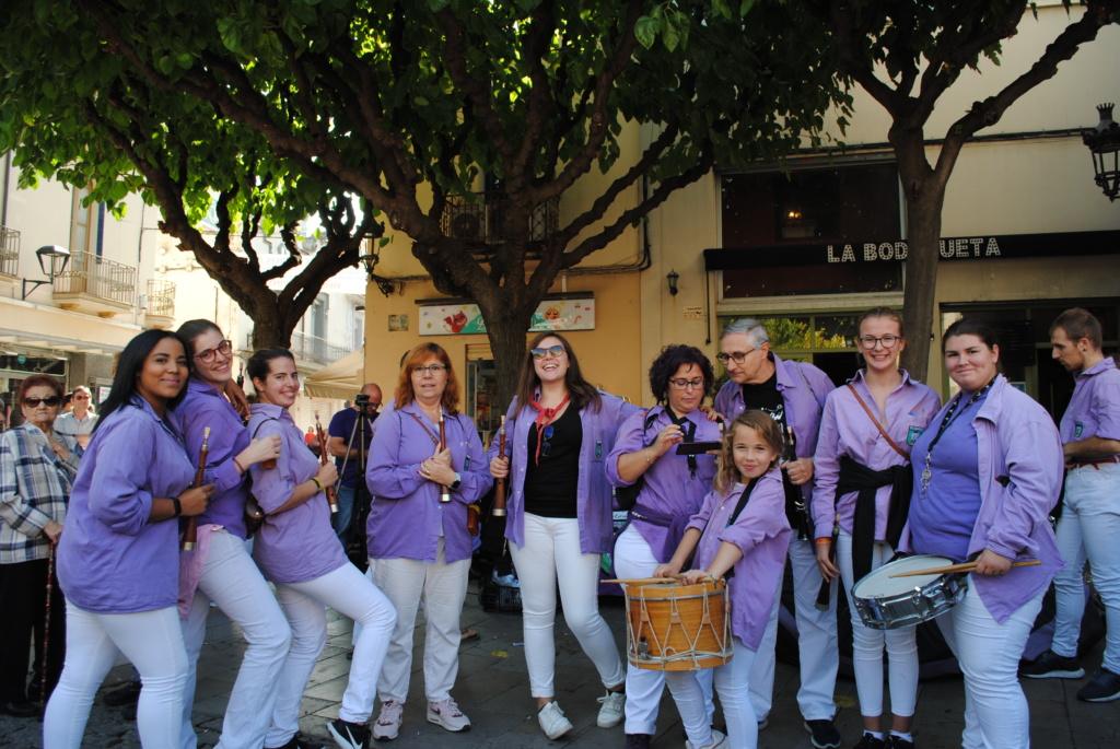 2019-10-27 MOLLET - XXVII Diada dels Castellers de Mollet